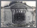 Внутренний вид разрушенного зимнего театра, Тифлис