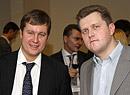 Александр Козловский Антон Шумилин