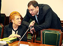 Надежда Мартьянова Олег Пилипец