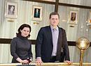 Марина Дворова Антон Шумилин