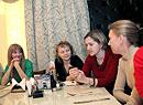 Екатерина Двойникова Анастасия Калинина Светлана Кошкарева Елена Пермякова
