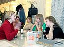 Екатерина Двойникова Анастасия Калинина Светлана Кошкарева Ксения Леонова Елена Пермякова