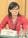 Мария Гораликова