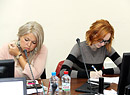 Евгения Бахматова Вера Склярова