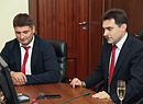 Карен Асоян Илья Соломатин