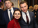 Павел Резвушкин Анастасия Фарбер Александр Харин