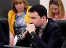 Ольга Постоленко Максим Чернин