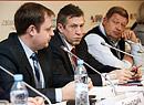 Андрей Богачев Александр Гуляев Сергей Федотов