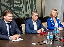Геннадий Гальперин Эльмира Глубоковская Дмитрий Литовченко