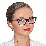 Устенко Алена Вадимовна