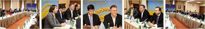 Пресс-конференция по итогам годового собрания Национального союза агростраховщиков