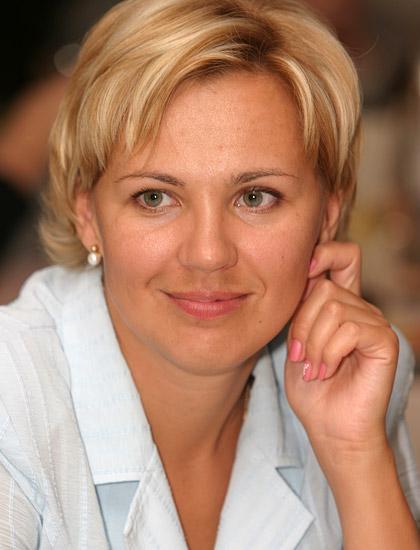 Алена Башкатова.
