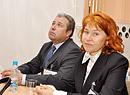 Алла Локтаева Кирилл Михалевский