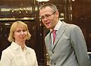 Андрей Веселков Елена Короткова