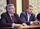 Александр Кондратенков Николай Николенко