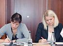 Екатерина Потапова Вера Склярова