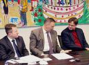 Евгений  Малачинский Павел Шапцев Алексей Штанько