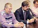 Дмитрий Филев Александр Цыганов