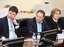 Виктор Дубровин Сергей Перелыгин Ирина Якушева