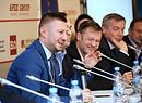 Алексей Волков Олег Лагуткин Павел Самиев