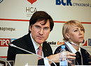 Юрий Колесников Анна Полина-Сташевская